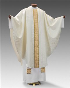 New vestments to express unity, lift beauty