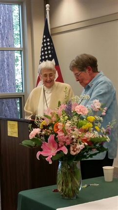 Archdiocesan Council of Catholic Women convene to build faith, recognize those who live out their beliefs