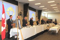 Oregon Knights of Columbus hold annual convention
