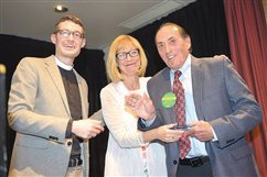 Community leaders honored by ecumenical group
