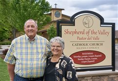 Couple has a ministry of listening