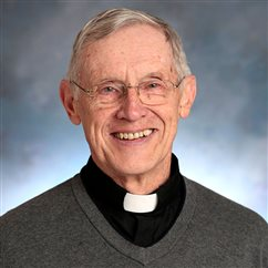 Mass for Fr. Pomerleau noon today at UP