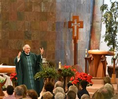 Fr. Ray Carey: His enthusiasm is stronger than ever
